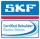 Hupp-Electric-Motors-Marion-Iowa-SKF-logo