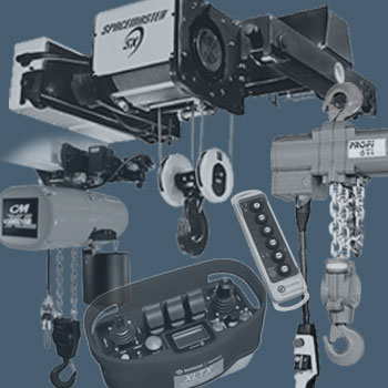 Hupp Electric Crane & Hoist Products