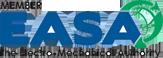 Hupp Electric Motors Marion Iowa EASA logo