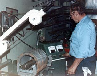 Hupp Timeline rotor balance