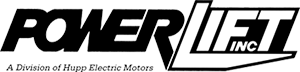 Hupp Timeline 1982 Powerlift Logo