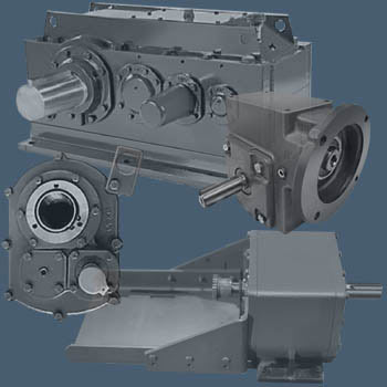 Hupp Electric Gearbox collage